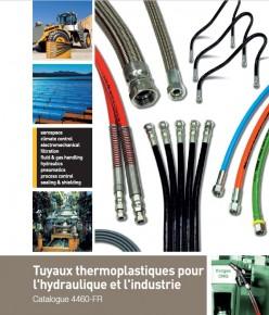 Tuyaux thermoplastiques pour l'hydraulique et l'industrie